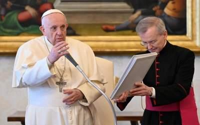 Papa Francisco | La lámpara de la verdadera fe de la Iglesia estará siempre encendida en la tierra mientras esté el aceite de la oración