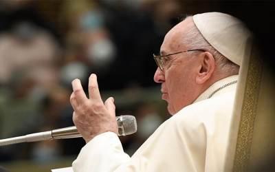 Papa Francisco | Dejemos que la gracia de Cristo emerja y esa justicia, esa justificación nos dé la fuerza de ir adelante