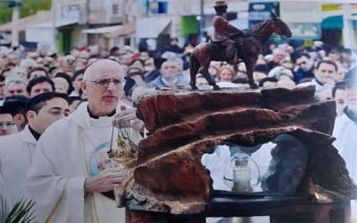 Mons. Olivera | Brochero, Pastor con olor a oveja, testigo de la misericordia, Héroe y Santo, ciudadano ejemplar y no mero habitante