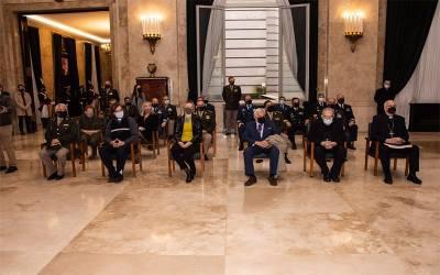 Mons. Olivera | Que el trabajo en conjunto consolide el espíritu de cuerpo entre las tres Fuerzas Armadas de nuestra Patria