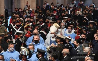 Mons. Olivera | Venir al Santuario, estar en la casa de María, es un acto de fe, un encuentro de amor, pedimos especialmente por nuestro país, por la fraternidad, por el encuentro entre todos y por la paz