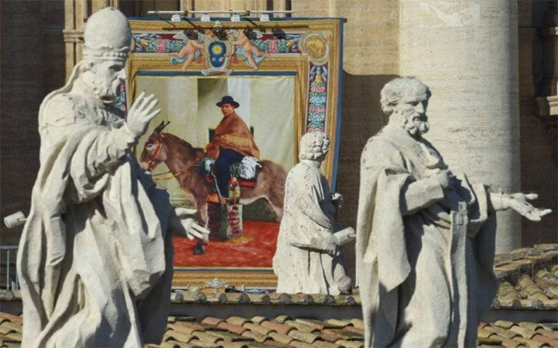 Mons. Olivera   La causa de Brochero continúa en cada uno de nosotros trabajando por una Patria más fraterna, por la cultura del encuentro, por la paz, por la unidad de todos