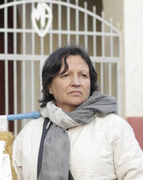 Hortencia Palma Cáceres, Catequista y Corresponsal de Parroquia María Auxiliadora, Linares