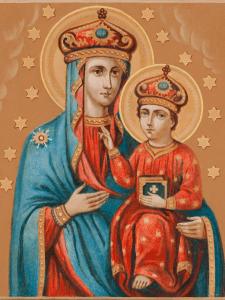 Озерянская икона Божьей Матери