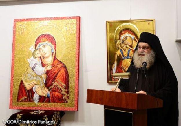 Монах Паисий Кареот