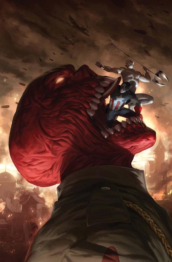 Fear El Nuevo Evento Marvel Para 2011 Obivalderobi