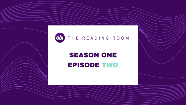 reading room title card