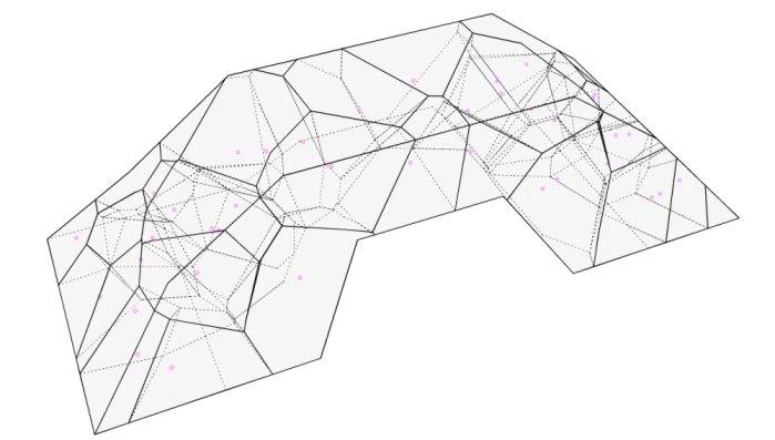 Voronoi Tesselation In 3d