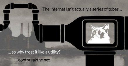 Don't Break the Net