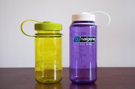 『nalgene(ナルゲン)』の広口ウォーターボトル