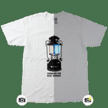 LIGHT FORCE ランタンTシャツ
