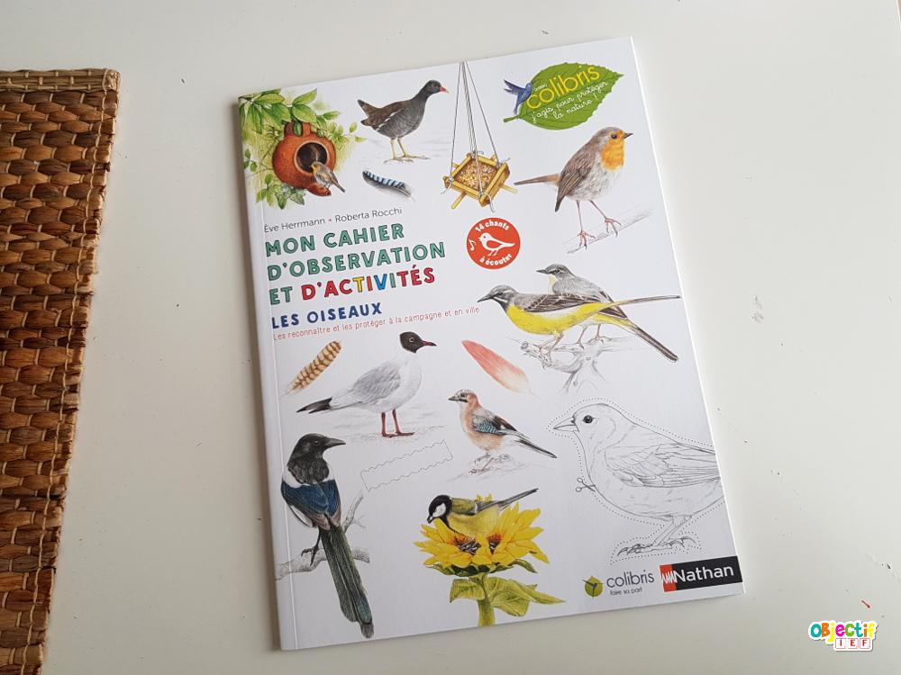 Le guide nature les oiseaux édition salamandre objectif ief