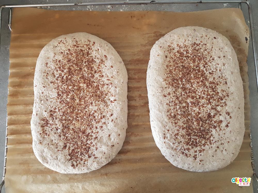 recette pain demi complet au seigle et épeautre bio objectif ief