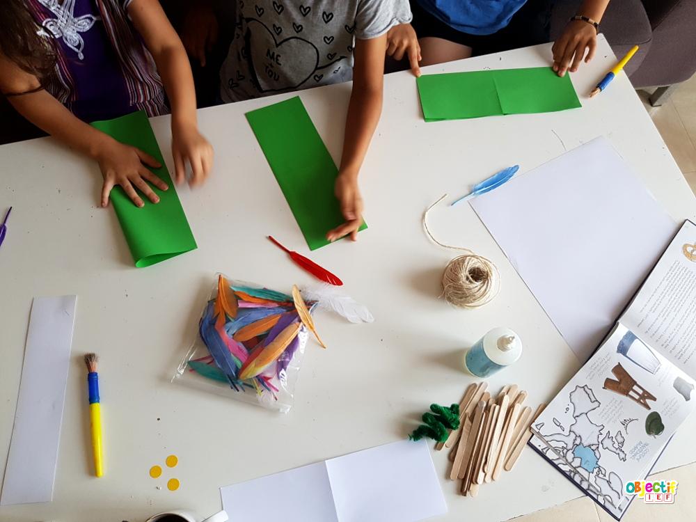 Allemagne tour du monde IEF recette bretzel bricolage objectif IEF instruction en famille