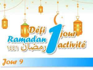 La sounna défi ramadan activité enfant ramadan islam kids activities jeune ramadan muslim