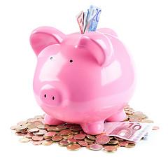 Tirelire / Concept d'argent / finance