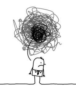sortir des ruminations et pensées négatives
