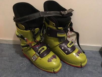 Chaussures Ski de Rando Nordica TR9