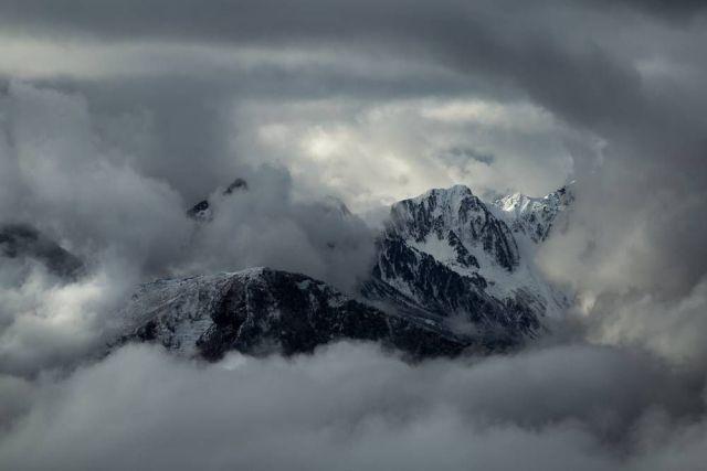 Préparer sa course d'alpi : la météo