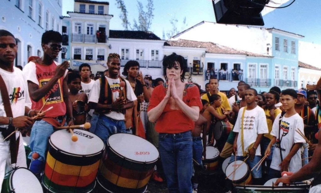 Michael Jackson Bahia