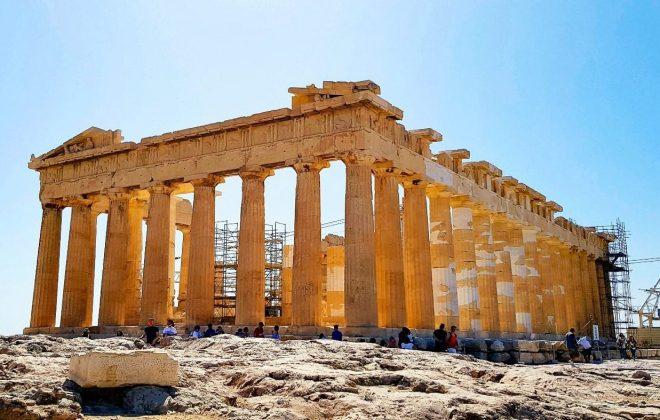 Visiter l'Acropole