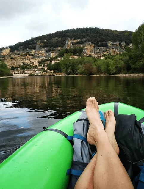 Bucket List activites france - Packraft Dordogne