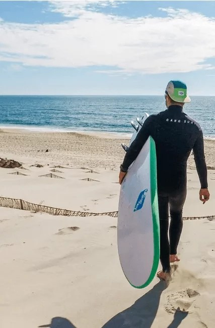 Bucket List activites france - Surf a Biscarosse
