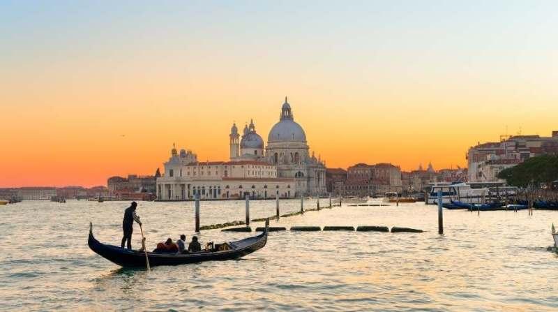 Choses a faire avant de mourir - Gondole Venise