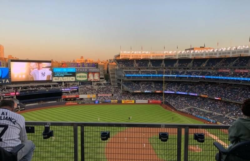 Realiser ses reves - Yankee Stadium