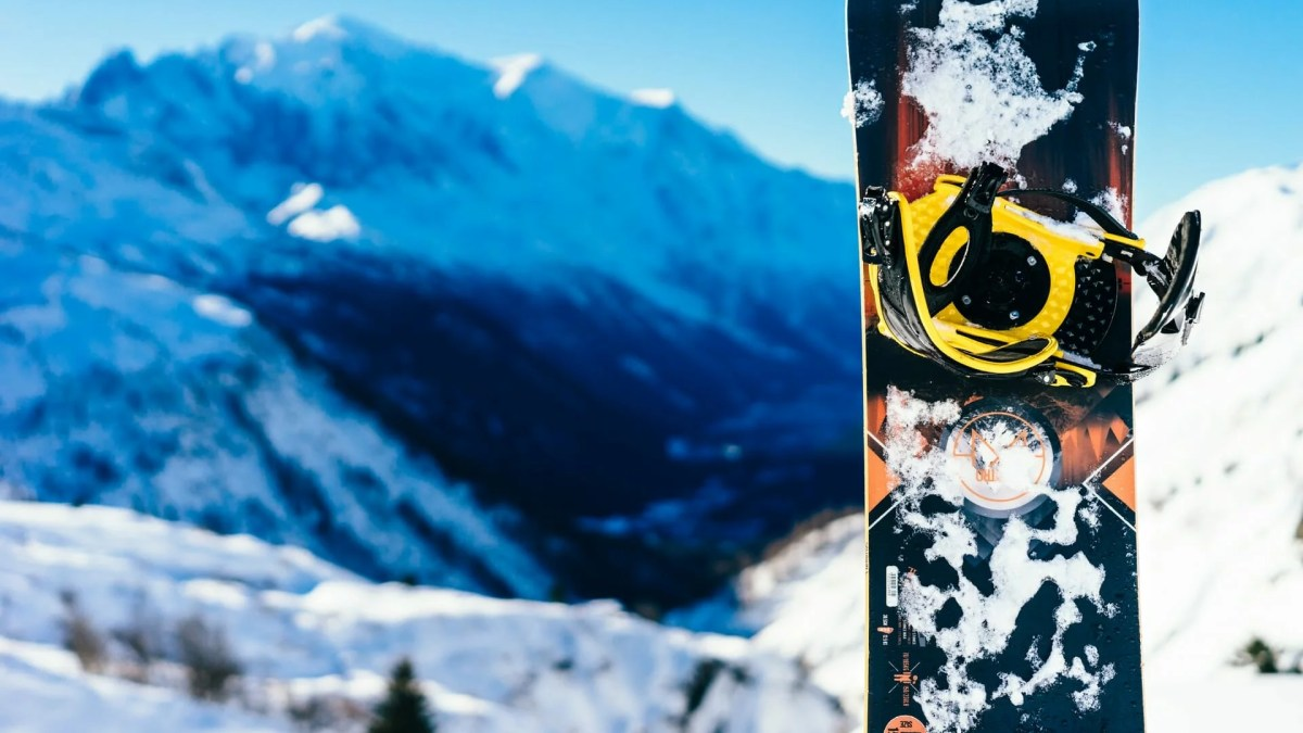Bucket List d'hiver - Snow