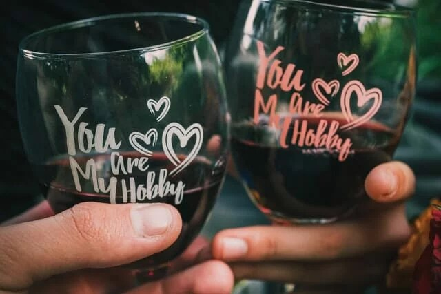 Bucket List Couple - Degustation de vin
