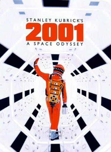 Films a voir une fois dans sa vie - 2001 l'odysee de l'espace