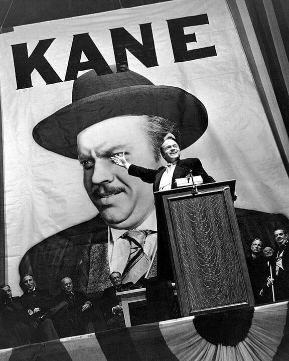 Films a voir une fois dans sa vie - Citizen Kane
