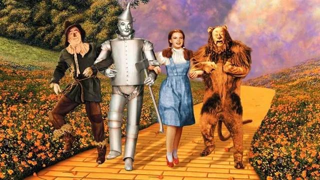 Films a voir une fois dans sa vie - Le magicien d'Oz