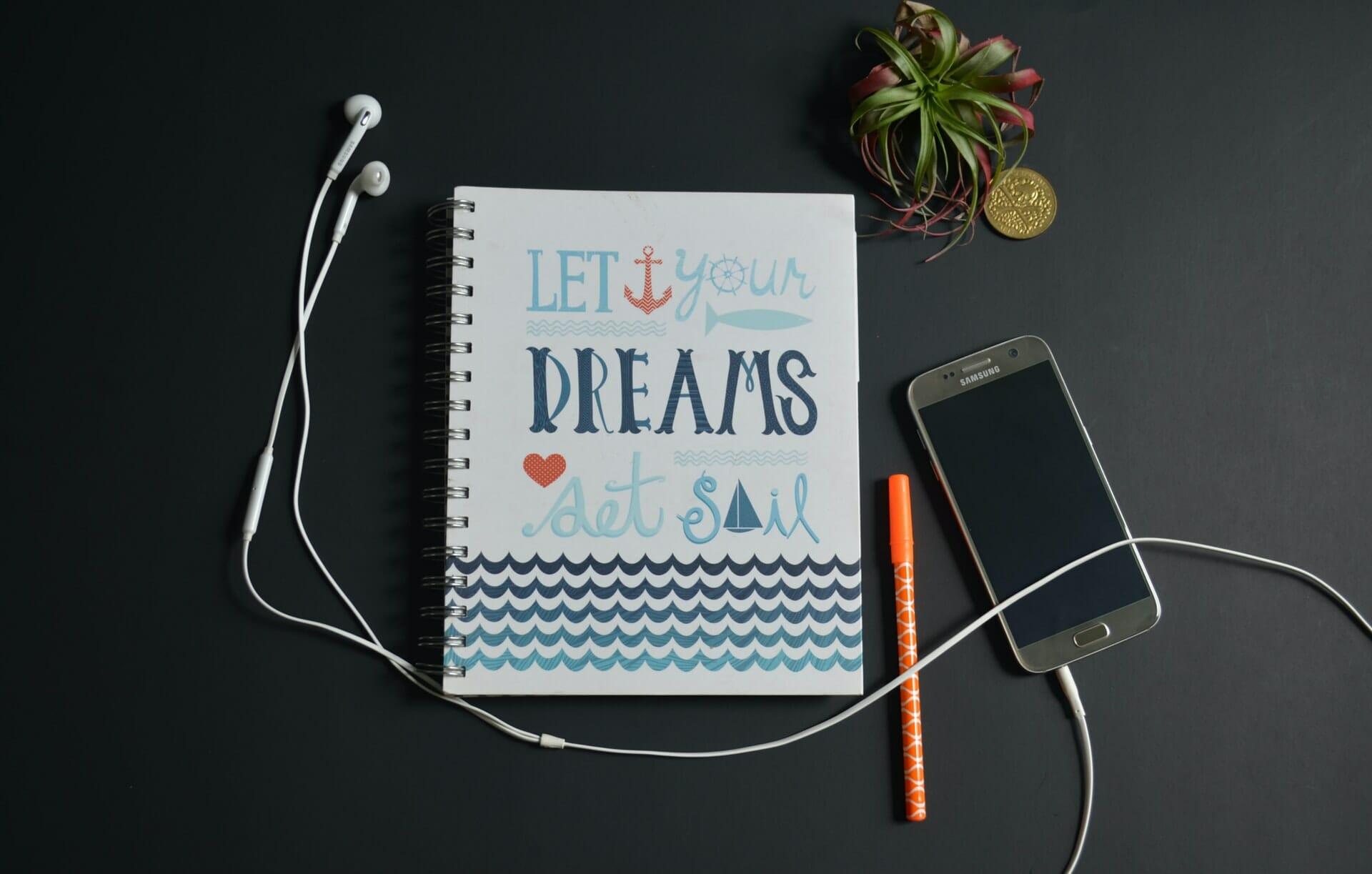 La liste de rêves