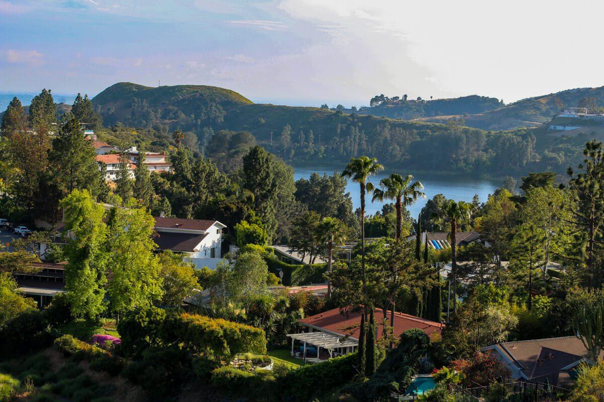 Hollywood Reservoir 2