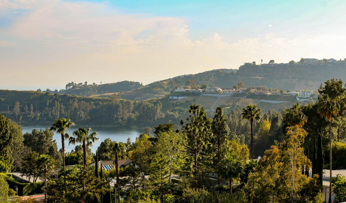Hollywood Reservoir 3