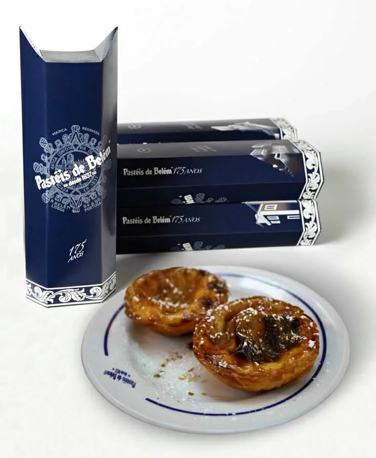 Pasteis Packaging