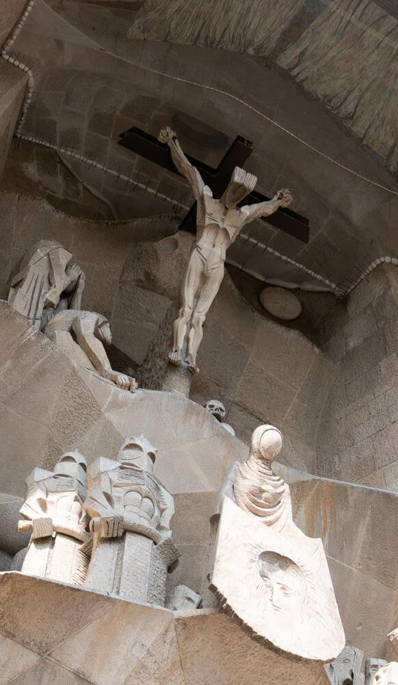 Sagrada Familia Barcelone passion