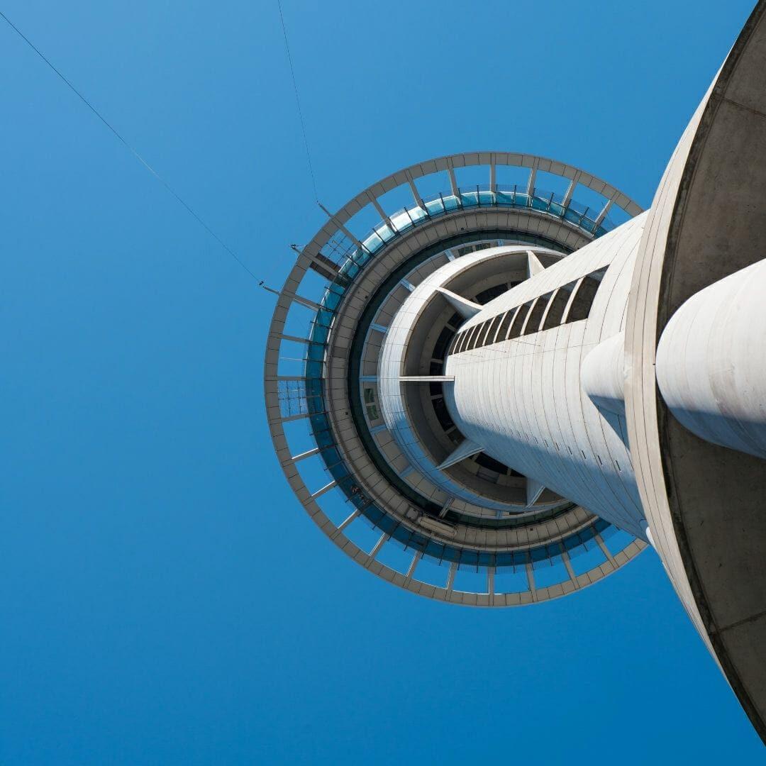 Sky Tower Nouvelle-Zelande