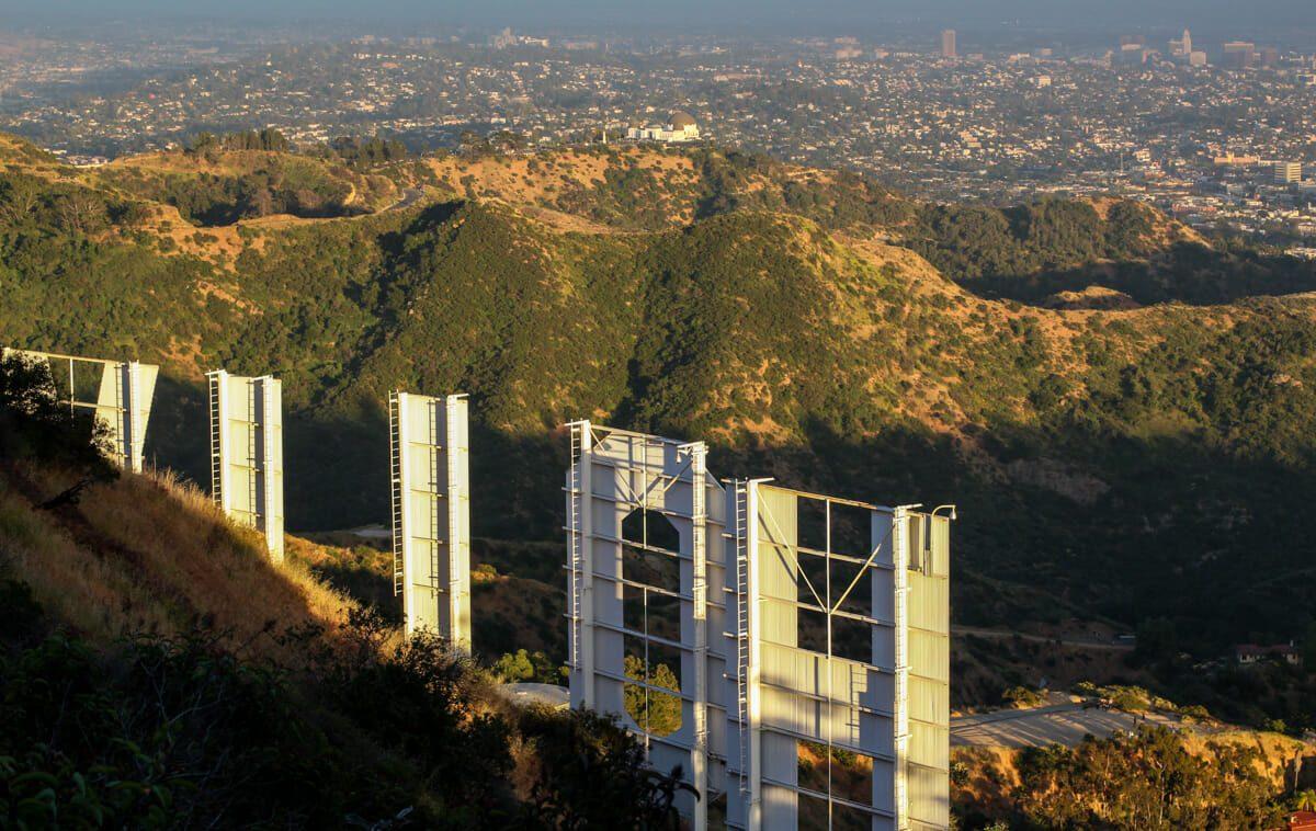 Sommet panneau Hollywood 5