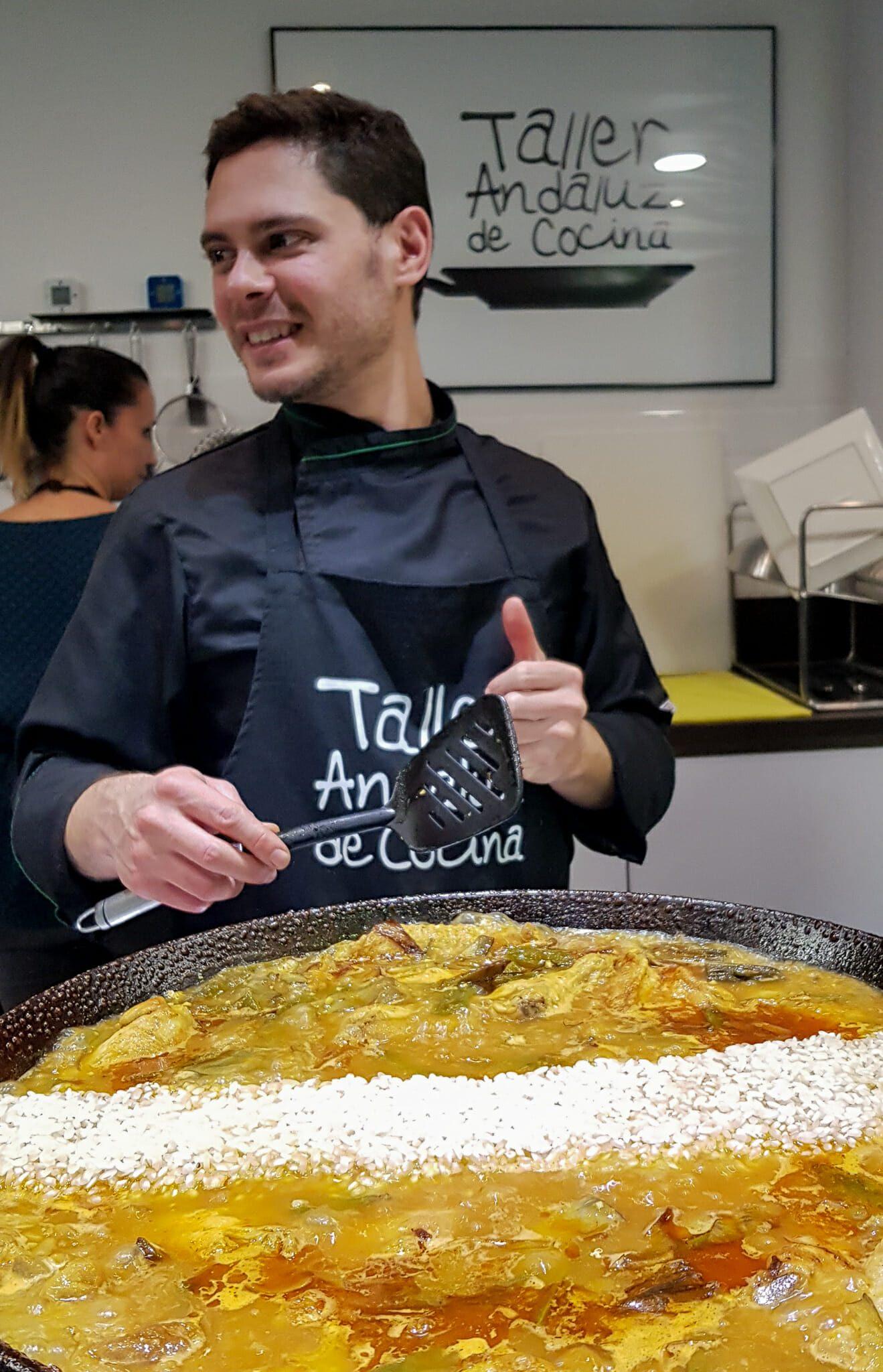 Cours de cuisine Seville