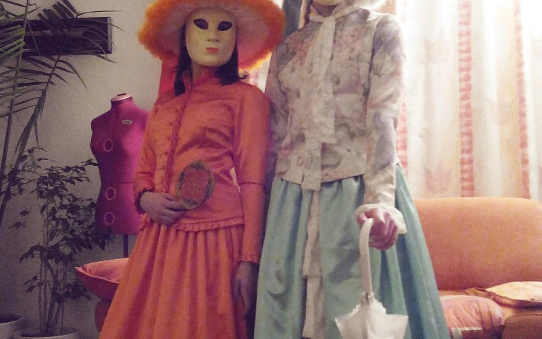 Le monde de P'tite Margot: Petit récapitulatif de nos robes