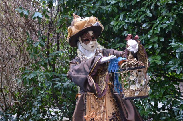 Objectif Carnaval vénitien d'Annecy