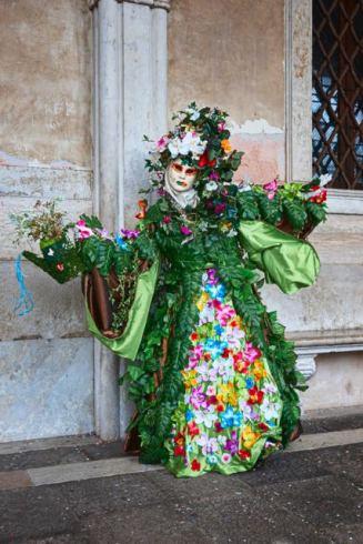 Blumenefeu Frau 0110