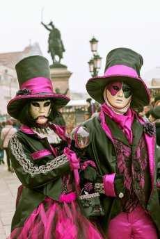 karneval Benátky 9