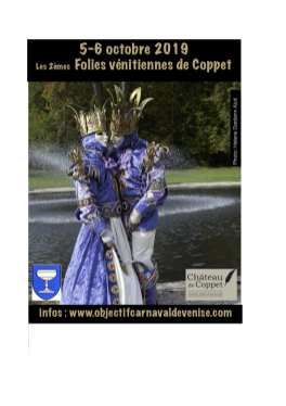 Affiches Coppet 16
