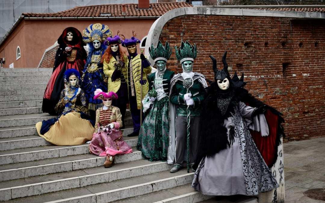 Carnaval de Venise 2019