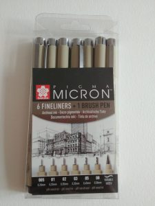Microns Noirs