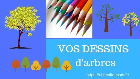vos dessins d'arbres